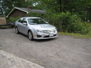 2012 Ford Fusion SEL FULLY CERTIFIED
