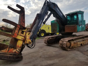 TIMBERJACK 608 BUNCHER FINANCING AVAILABLE