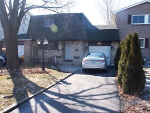 Beautiful South Ajax Home For Rent