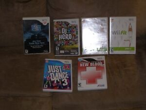 Wii Games & Wii Game Console Accessories &
