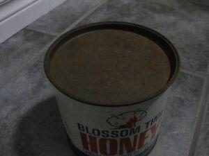 Vintage Honey Tins For Sale Cambridge Kitchener Area image 2