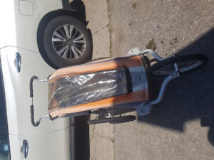 Chariot cougar 1 single stroller