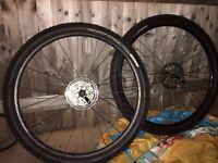 29 inch mountain bike disc break wheels not 26 27.5 specialised carrera Scott