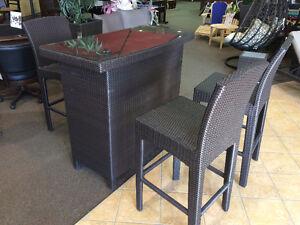 Mobilier intérieur / extérieur pour comptoir de bureau bar patio