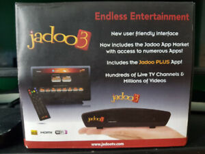 Jadoo 3 Cable TV Box for Sale