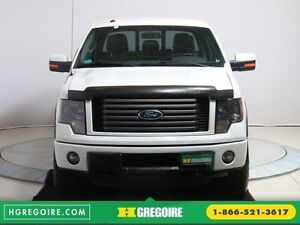 2011 Ford F150 FX4 4WD SUPERCREW