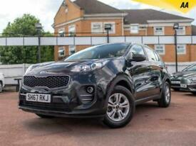 image for 2018 Kia Sportage 1.6 GDI 1 (S/S) 5DR       FROM 6.9% APR AVAILABLE ON THIS CAR