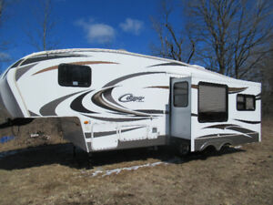 Cougar Fifth Wheel   26SAB   2011