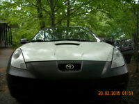 2002 Toyota Celica GT Coupé MUST GO, BEST OFFER TAKES IT