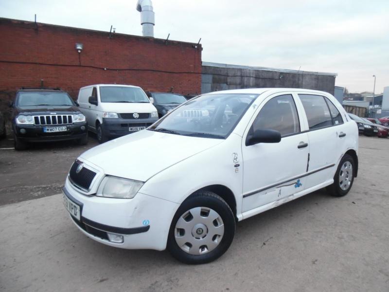 skoda fabia classic 1.4 petrol 5 door hatchback | in