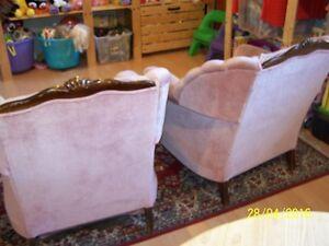 Deux Chaises de salon/Two Living room chairs West Island Greater Montréal image 2