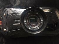 Pentax Optio (heavy duty camera)