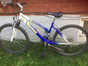 "Lagacy Carrera 26"" Tire 18 Speed excellent Working Condition"