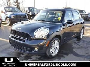 2014 MINI Cooper Hardtop S Countryman ALL4 All-Wheel Drive, Blue