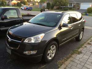 2009 Chevrolet Traverse SUV, Crossover