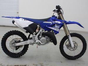 2017 Yamaha YZ125 Dirt Bike | Motorcycle