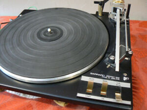 ***GARRARD * ZERO 92* turntable for parts only $10.00***