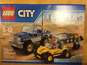 Lego City New in Box set number 60082