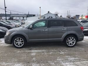 2013 DODGE JOURNEY R/T * AWD * LEATHER London Ontario image 3