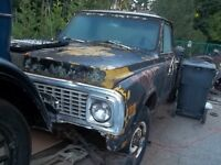 1971 chevy pickup parts or restore