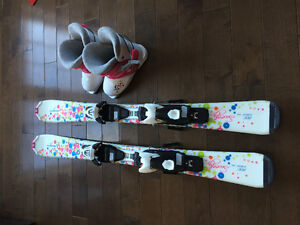 Skis and boots (Truro)