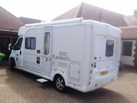 Autocruise Starlet 11, 2008, Sleeps 2, Semi Auto Clutch Just Fitted, £27,500.00