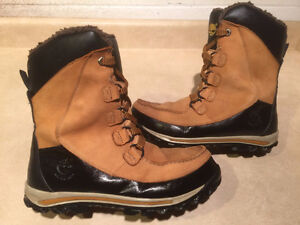 Boys Timberland Waterproof Boots Size 7 London Ontario image 1