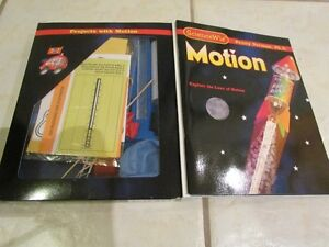 Science Wiz - Motion Kit by Penny Norman, PhD