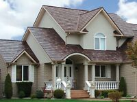 Metal Roofing Sudbury with Lifetime Transferrable Warranty!