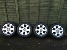 X4 Bentley arnage alloy wheels