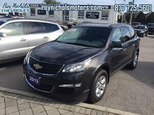 2015 Chevrolet Traverse LS  - Certified - $175.87 B/W