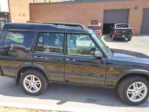 2004 SE Model Land Rover Discovery