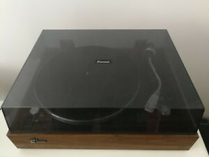 Sansui SR-212 turntable record player