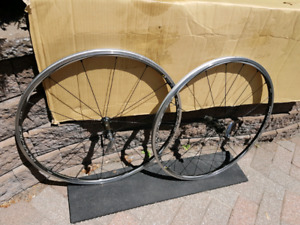 Roues Dura-Ace WH-9000-C24-TL tubeless ready wheelset