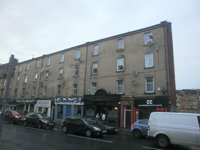 1 bedroom flat in Pollokshaws Road, Queens Park,