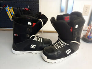 K2 board and bindings. Size 10.5 DC boots.