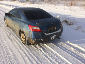 2006 Honda Civic dx Coupe (2 door)