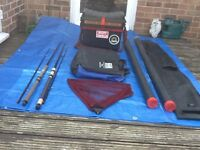 Freshwater fishing equipment