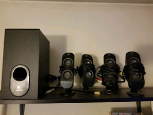 Logitech Surround Speakers