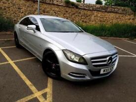 2011 Mercedes-Benz CLS 2.1 CLS250 CDI BlueEFFICIENCY 7G-Tronic Plus 4dr