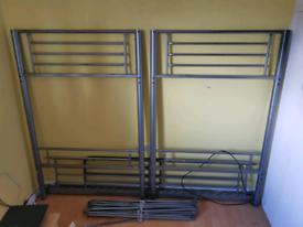 Bunk beds, single size