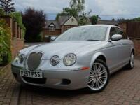 2007 57 Jaguar S-TYPE 2.7D V6 auto SE..HIGH SPEC..STUNNING !!
