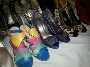 Beautiful size 5 shoes! 24 pairs!
