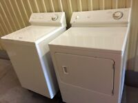 Maytag Washer Dryer set
