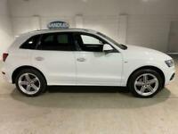 2014 Audi Q5 2.0 TDI S line Plus S Tronic quattro (s/s) 5dr SUV Diesel Automatic