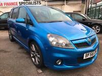 Vauxhall/Opel Zafira 2.0i 16v Turbo VXR 2006MY VXR ** 7 SEATER **
