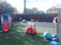 9$/jour Garderie & Prematernelle Les Muses Daycare & Preschool