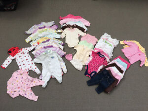Preemie/Newborn Clothing - Baby Girl