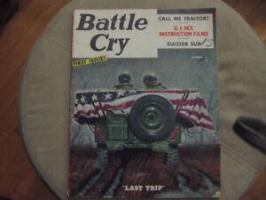 BATTLE CRY MAGAZINE