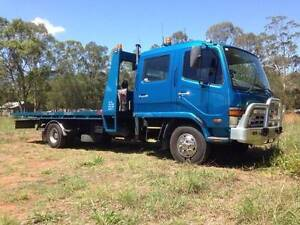 WAYNE'S TILT TRAY TOWING SERVICE TOW TRUCK Chermside Brisbane North East Preview